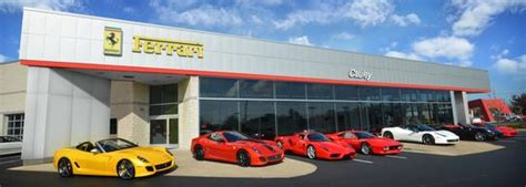 Drive home in a ferrari today from wide world ferrari! Cauley Ferrari car dealership in West Bloomfield, MI 48322 - Kelley Blue Book