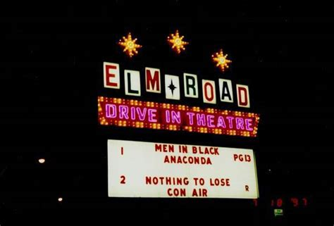 elm road drive  theatre