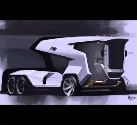concept truck future semi truck concepts youtube