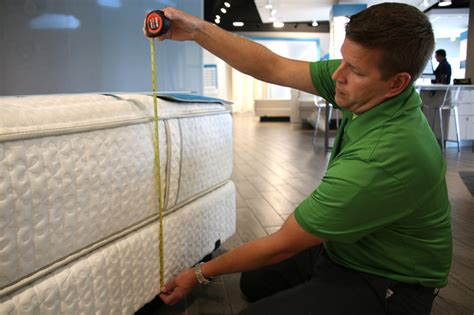 How To Measure Mattress Height