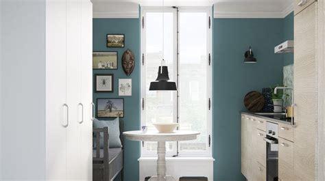amenager petit salon avec cuisine ouverte aménager cuisine 12 idées relooking côté maison