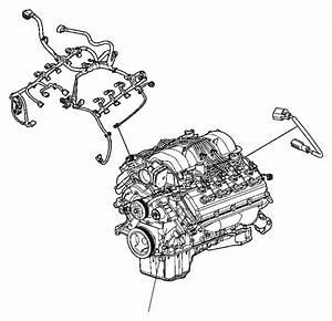 Dodge Ram 1500 Wiring  Engine   Elec Shift On Demand