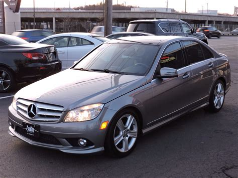 Used 2010 Mercedes-benz C-class C300 Sport At Auto House