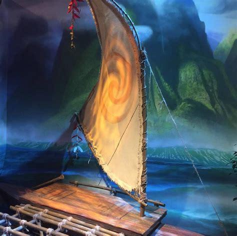Moana Ancestor Boat by Moana La Grande 201 Vasion Yzgeneration