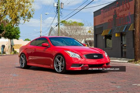 2008 Infiniti G37s Coupe Show Stopper