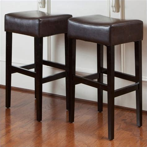 counter height backless stools 20 best bars and stools for your cave 5929