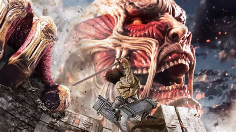 attack  titan part  review ign