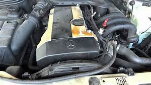 1996 Mercedes Benz C280 Engine With 138k Miles