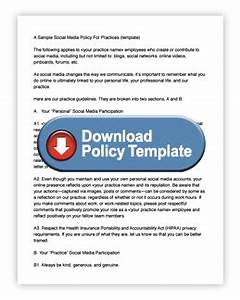 hipaa and social media photos in your practice With hipaa hitech policy templates