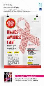 hiv aids brochure templates hiv and aids awareness flyer With hiv aids brochure templates