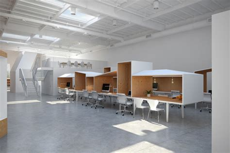 » Hybrid Office By Edward Ogosta Architecture, Los Angeles
