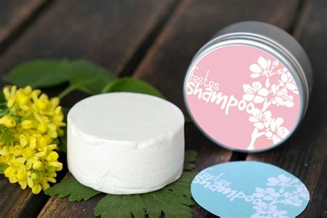 festes shampoo selber machen rezept fuer festes shampoo