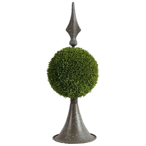 A & B Home 17 In Decorative Topiary35413  The Home Depot