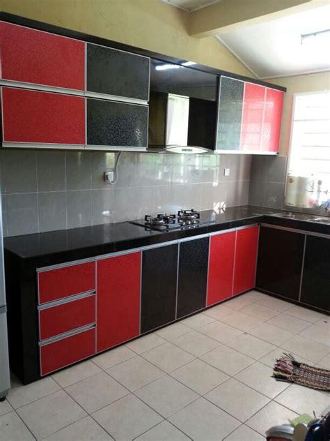 design kabinet dapur terkini desainrumahidcom