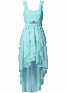 Bon Prix De : geschmackvolles kleid mit schmucksteinen aquapastell ~ Orissabook.com Haus und Dekorationen