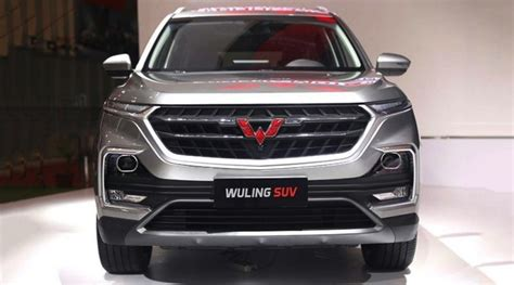 Wuling Almaz Backgrounds by Wuling Suv Named Almaz In Indonesia Could Be Sold In Low