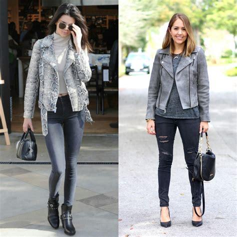 Todayu0026#39;s Everyday Fashion Gray Leather Jacket u2014 Ju0026#39;s Everyday Fashion