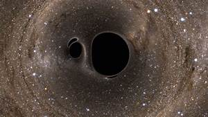 We Now Know What It Looks Like When Black Holes Eat Each ...