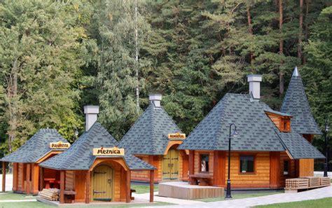 Dabas parks Tērvetē Rūķu pilsēta - Baltex Group