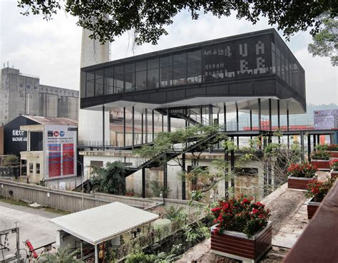 Shenzhen Biennale The Value Factory And The Urban Border