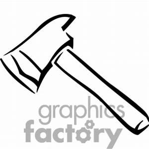 Pics For > Fire Axe Clip Art