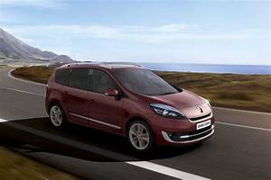 Fiche Technique Renault Grand Scenic Energy Dci 110 2012