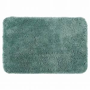 tapis microfibre salle de bain 60x90cm kaki With tapis de bain microfibre