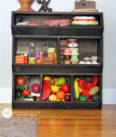 play kitchen storage build a storage bin playrooms countertop and 1550