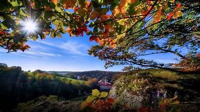 Europe Fall Amazing Wallpapers Desktop Scene Autumn