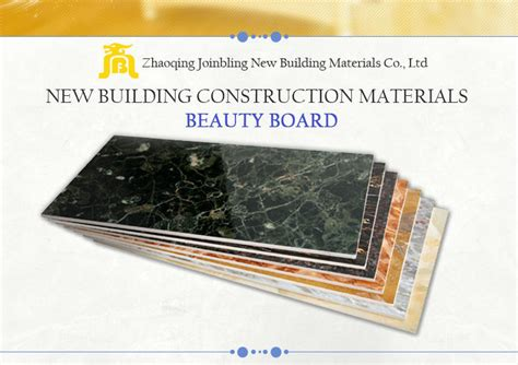 high density uv coating surface fiber cement board