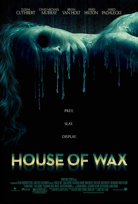 House Of Wax (2005) [review]  The Wolfman Cometh