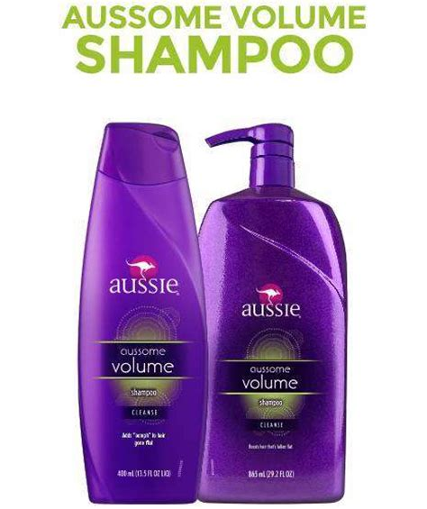 Amazon.com : Aussie Aussome Volume Shampoo With Pump 29.2