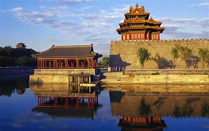 China Travel Wallpapers Chinese Beijing Tourism Town