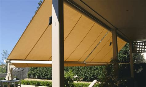 folding arm awnings retractable melbourne