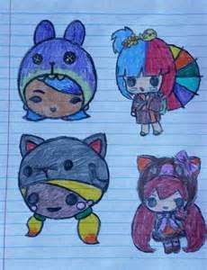 Cute Random Drawings