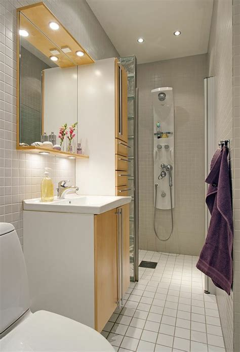 Sehr Kleines Badezimmer Planen by Beleuchtung F 252 R Kleines Bad Bad Badezimmer Kleine