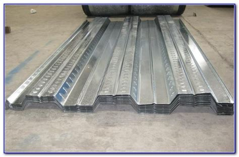 corrugated metal decking for concrete pictures to pin on