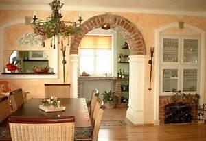 Bogen Gardinen Wohnzimmer : 1000 images about wohnzimmer bogen on pinterest mediterranean style homes transitional style ~ Eleganceandgraceweddings.com Haus und Dekorationen