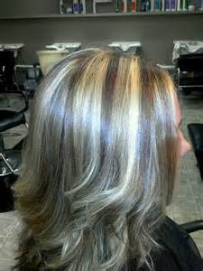 Hairstyles with Highlights and Lowlights