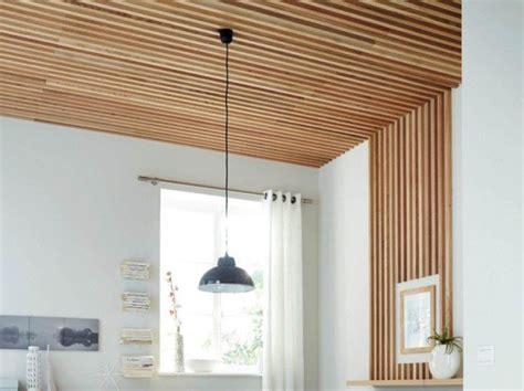 Comment Réaliser Un Plafond En Tasseaux ?