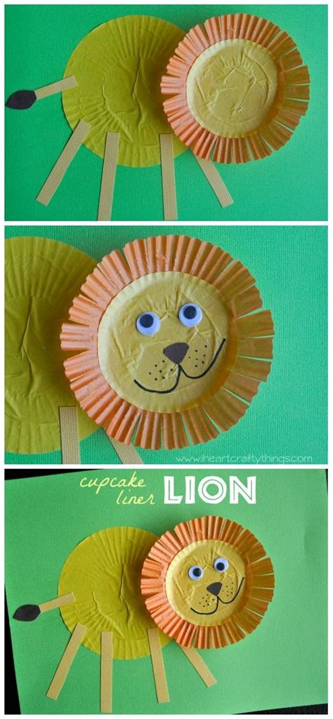 best 25 craft ideas on lions for 798 | 161fbf4bfb986444facee3ebd0542118 zoo animal crafts for kids zoo animals preschool