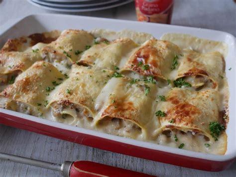 recette avec pate a lasagne les 25 meilleures id 233 es concernant conchiglioni farci sur pates farcies nouilles