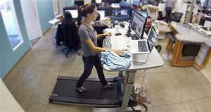 travailler debout avec un tapis roulant With tapis de marche avec canapé pour bureau
