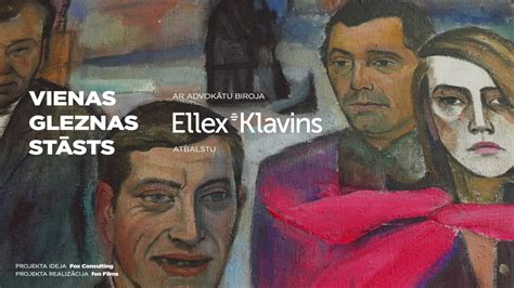 Vienas gleznas stāsts: Biruta Baumane. Grupas portrets ...