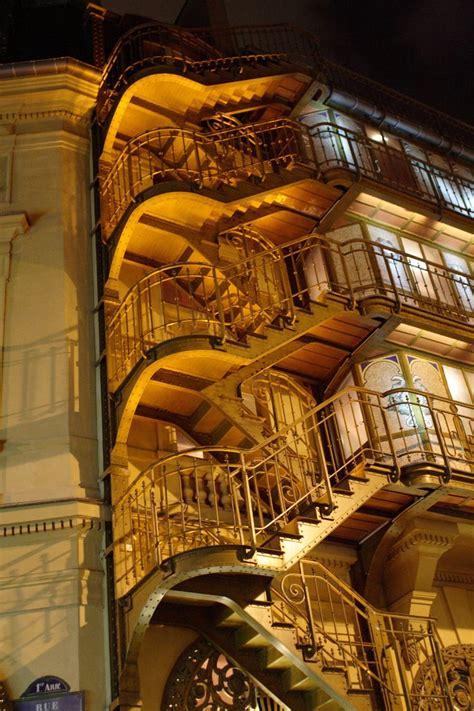 Janie And Jack Victor Horta Golden Stairs Stairways Pinterest