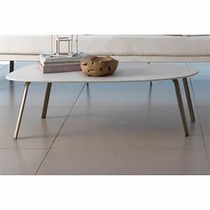 Table Basse Galet Led : table basse forme galet ~ Melissatoandfro.com Idées de Décoration