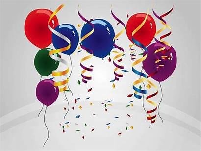 Balloon Vectors Vector Balloons Freevector Confetti Party