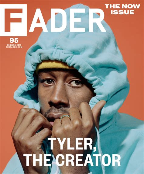 Cover Story Tyler, The Creator  The Fader
