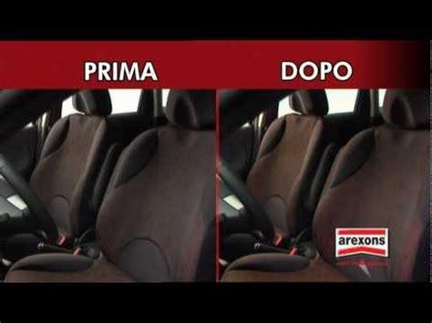 Smacchiare Tappezzeria Auto by Come Lavare Sedili E Tappezzeria Auto In Tessuto Con Tr