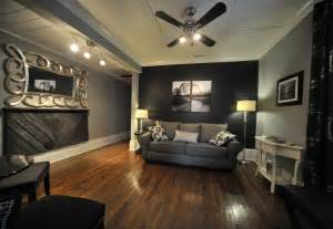 black white silver living room ktrdecor com